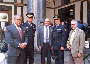 Actos del día de la Inspección General del Ejército. 9 de Junio 2017